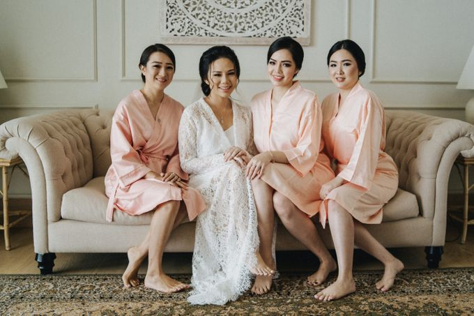 Hendry & Cindy Wedding by Love Bali Weddings - 006