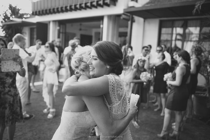 Jade & Jeremy | Wedding in Bali by AT Photography Bali - 018