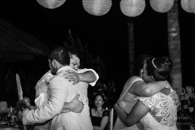Tenniel and Dean Wedding by D'studio Photography Bali - 032