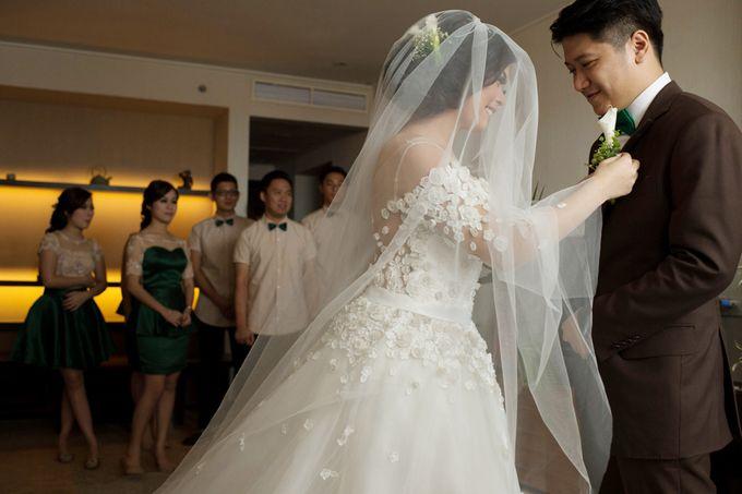 Mr. Albert & Mrs. Ferdina wedding by Brillington & Brothers - 003