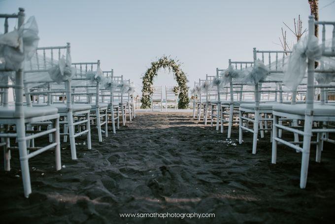 The wedding of Paschalia & Margita by Dona Wedding Decoration & Planner - 029