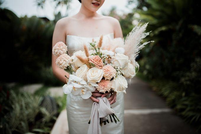 Wedding Anastasia & Arif by Bali Izatta Wedding Planner & Wedding Florist Decorator - 009