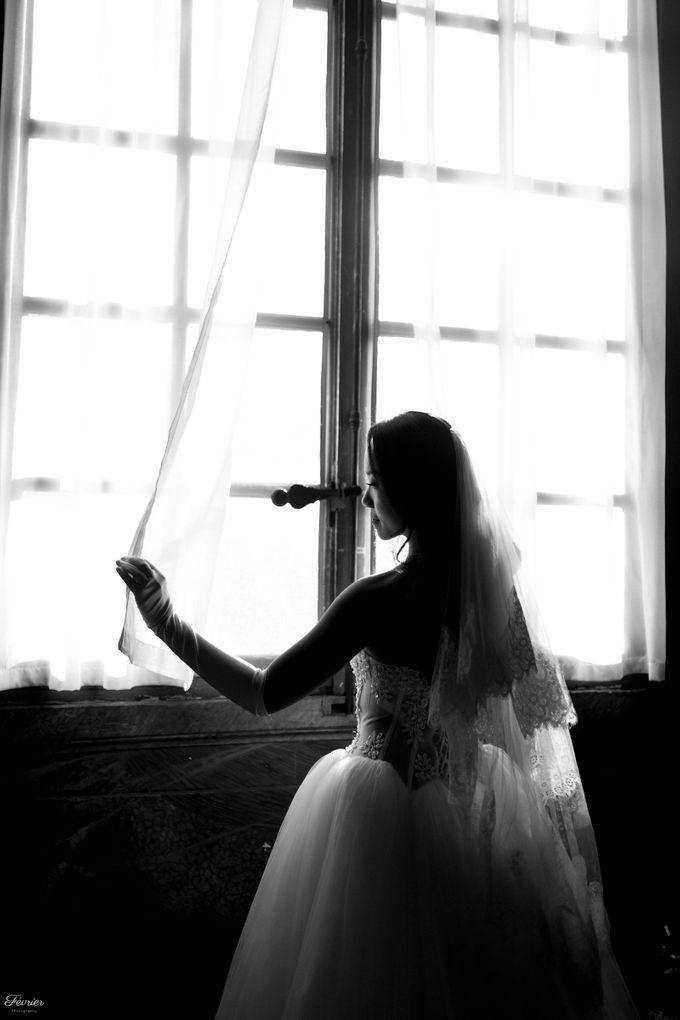Exclusive Paris Pre Wedding Photo Shoot at Château de Fontainebleau by Février Photography   Paris Photographer - 006