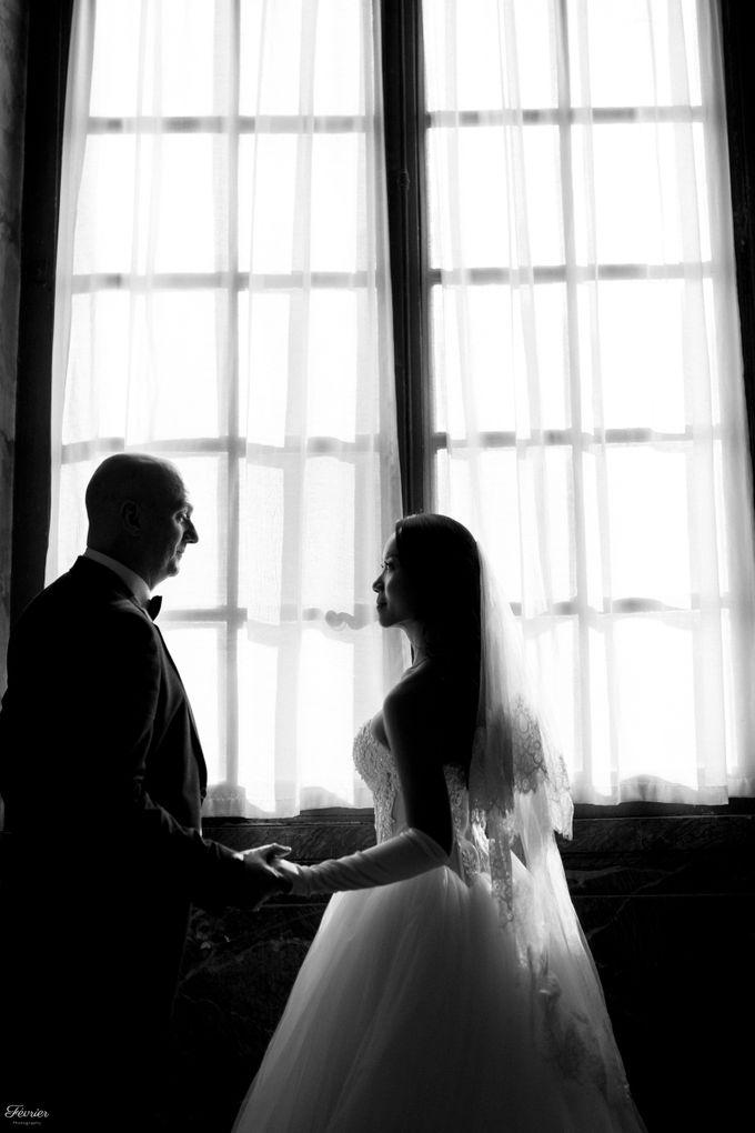 Exclusive Paris Pre Wedding Photo Shoot at Château de Fontainebleau by Février Photography   Paris Photographer - 007
