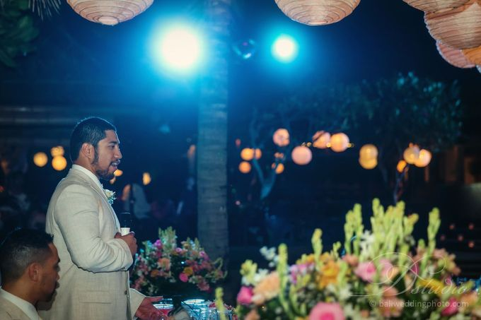 Tenniel and Dean Wedding by D'studio Photography Bali - 033