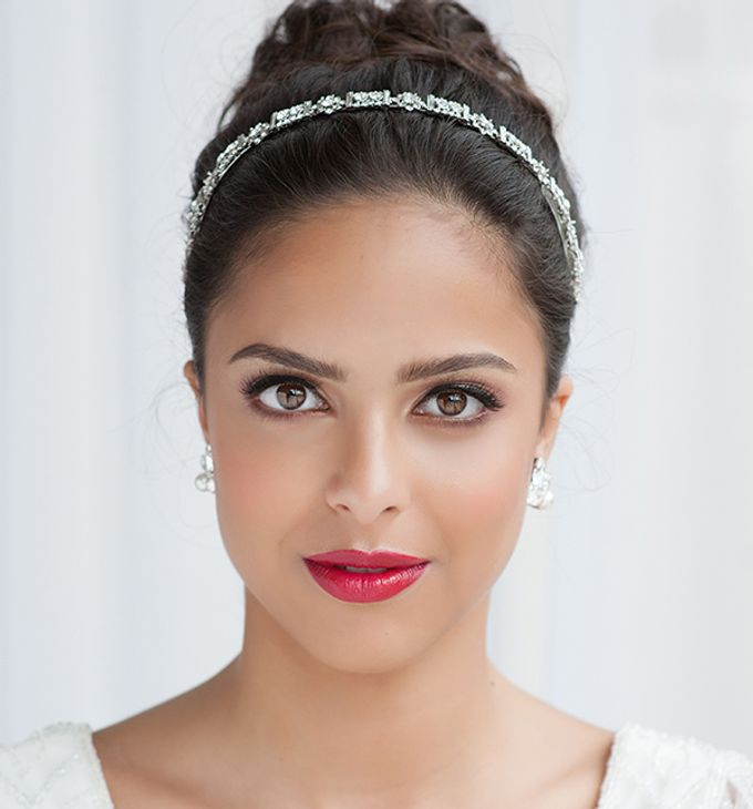 Roman & French - Bridal Jewellery and Wedding Hair Accessories by Roman & French - 004