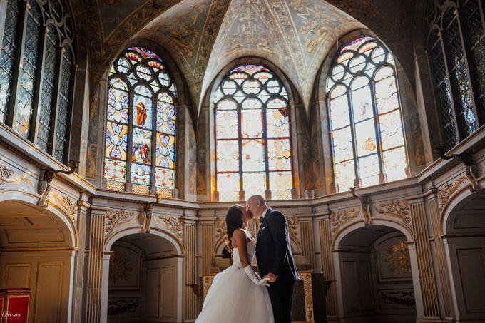 Exclusive Paris Pre Wedding Photo Shoot at Chateau de Fontainebleau by Février Photography   Paris Photographer - 005