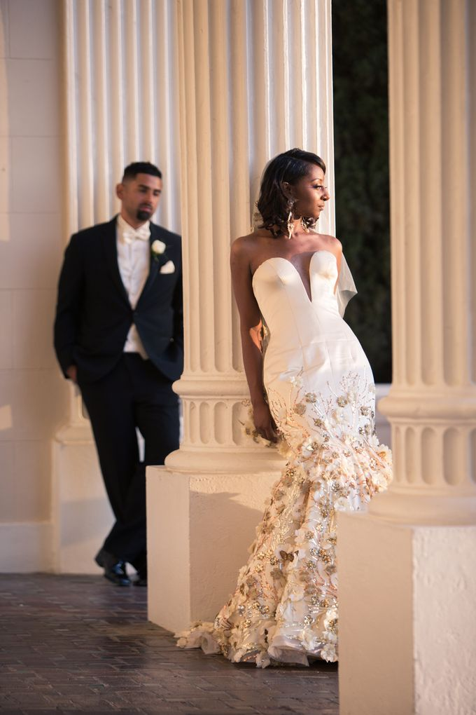 Couture Bridal Gowns by Desiree Spice by Desiree Spice - 008