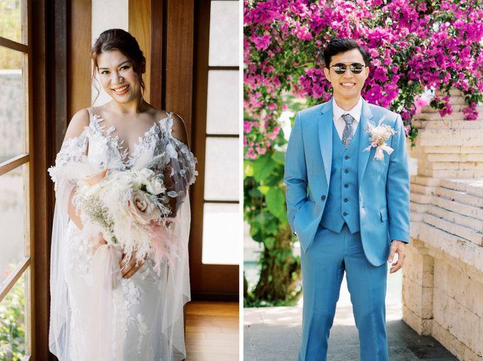 The Wedding of Adeleine & Kitt by Tirtha Bali - 001