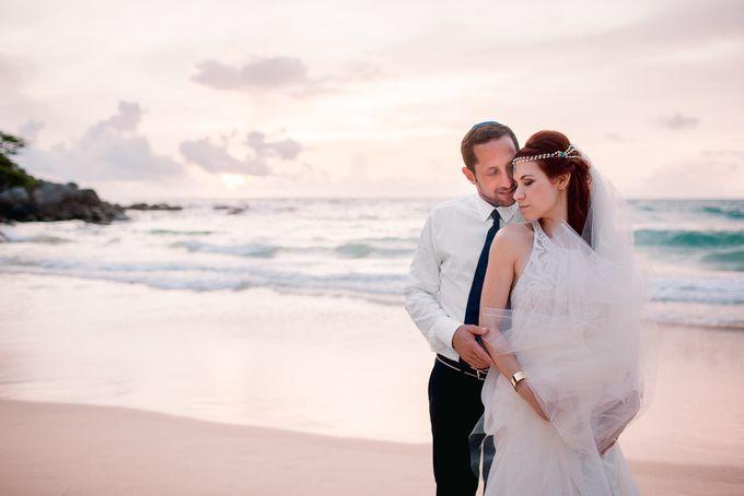 Romantic Phuket wedding by Hilary Cam Photography - 018