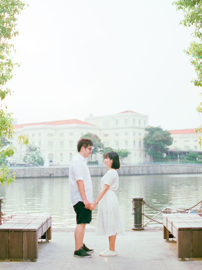 Prewedding of N & H - Analogue Journey by Analogue Journey - 001