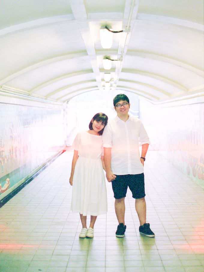 Prewedding of N & H - Analogue Journey by Analogue Journey - 003