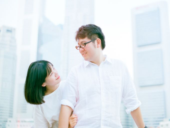 Prewedding of N & H - Analogue Journey by Analogue Journey - 002