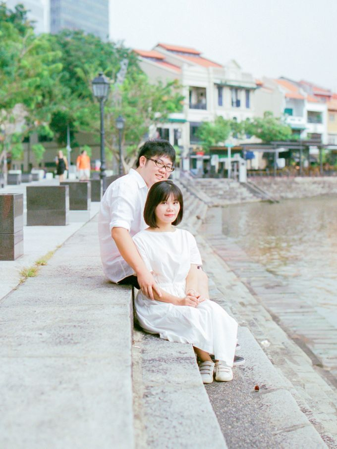 Prewedding of N & H - Analogue Journey by Analogue Journey - 010