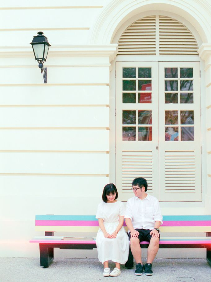 Prewedding of N & H - Analogue Journey by Analogue Journey - 005