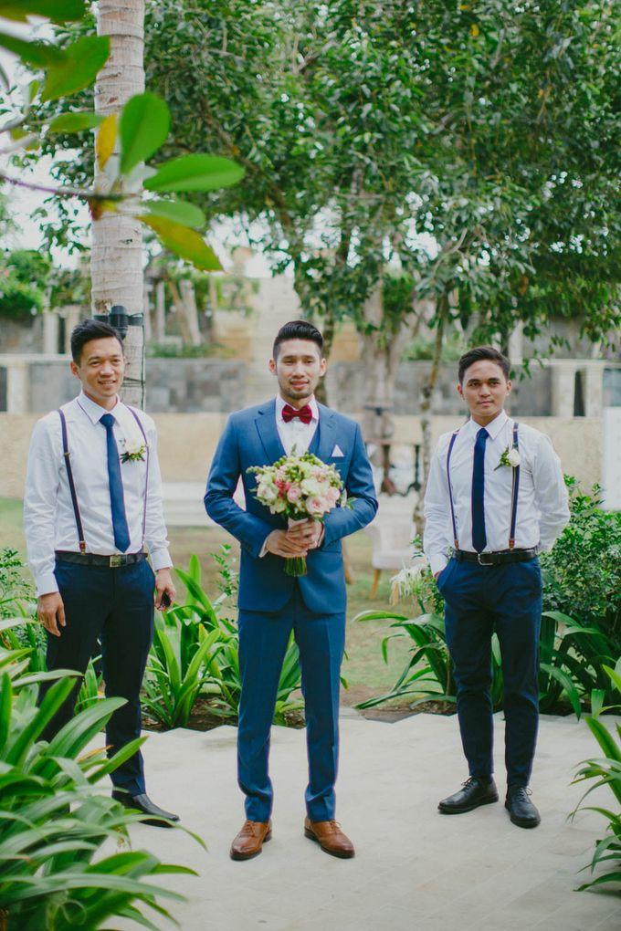 RUSTIC WEDDING DAVID AND JOICE IN SKY AYANA BALI by W organizer - 013