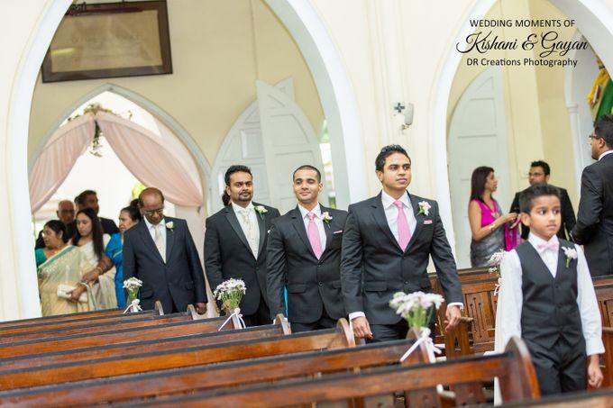 Wedding of Kishani & Gayan by DR Creations - 031