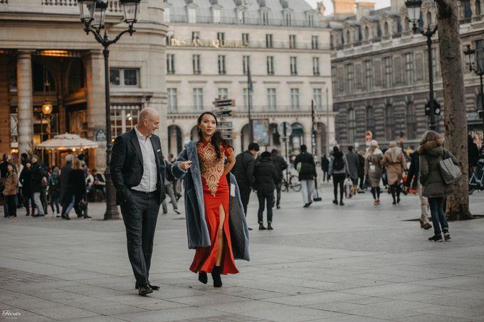 Exclusive Paris Pre Wedding Photo Shoot at Château de Fontainebleau by Février Photography   Paris Photographer - 038