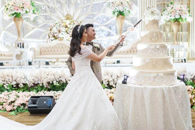 Wedding Of Adi & Pricilia by Ohana Enterprise - 011