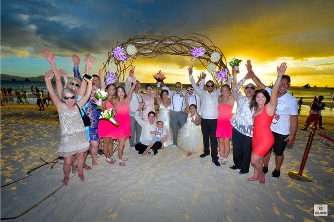 Wedding Bells in tropical Island by #1 Boracay Wedding Photographer - Joel Juliano - 020