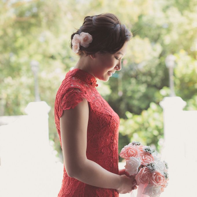 Mr & Mrs. Always Right Intimate Wedding at Alkaff Mansion by Moments By Rendy - 010