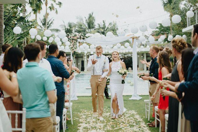 Wedding at Villa Kalyani in Canggu by Bali Tie d' Knot - 012
