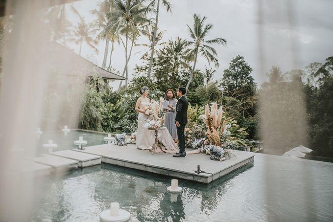 Wedding Anastasia & Arif by Bali Izatta Wedding Planner & Wedding Florist Decorator - 008