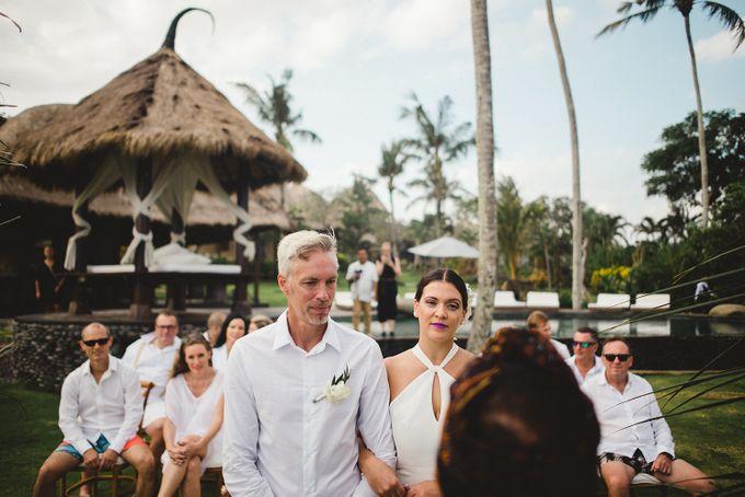Jeanne & James Bali Wedding by SÁL PHOTO - 030