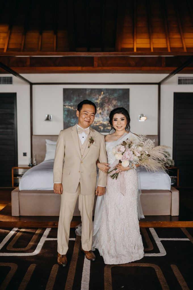 Eldon and Ivana Wedding on 14th December 2019 by The edge - 023