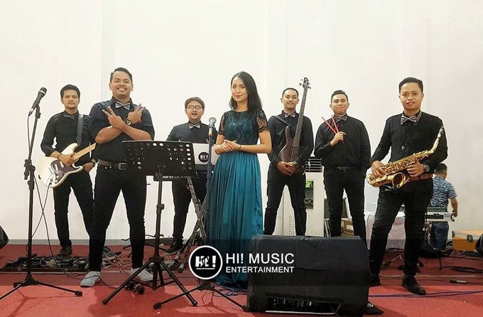 Wedding Reception Events (The Band) by Hi! Music Entertainment - 032