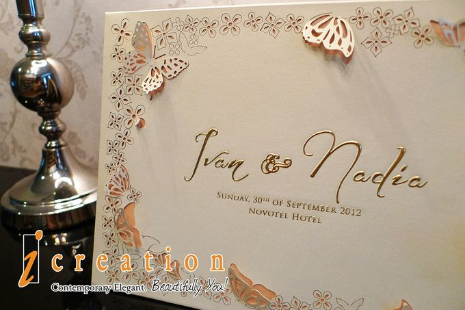 Past Invitation Project by Icreation - 009