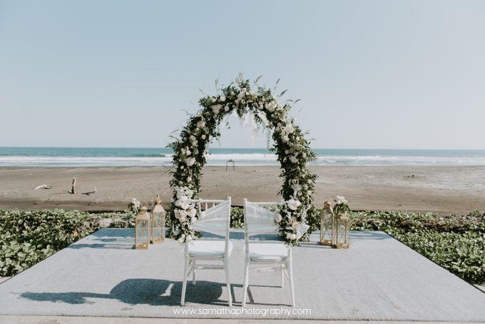 The wedding of Paschalia & Margita by Dona Wedding Decoration & Planner - 012