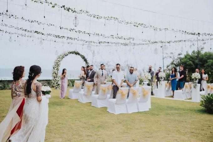 The Wedding of Chris & Mona by Varawedding - 015