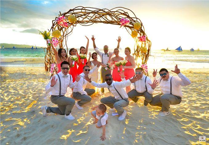 Wedding Bells in tropical Island by #1 Boracay Wedding Photographer - Joel Juliano - 021