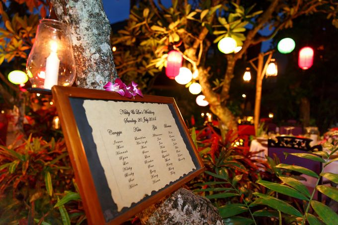 Dreamy Beach and Garden Wedding by D'studio Photography Bali - 009