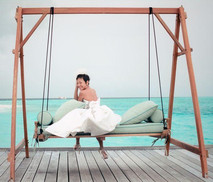 It's the Maldives! by thegaleria - 020
