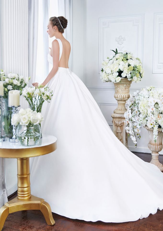 Orchid Wedding Gown Collection by Digio Bridal - 007