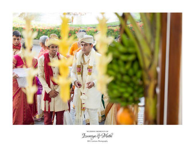 Wedding of Ishwariya & Mathi by DR Creations - 007