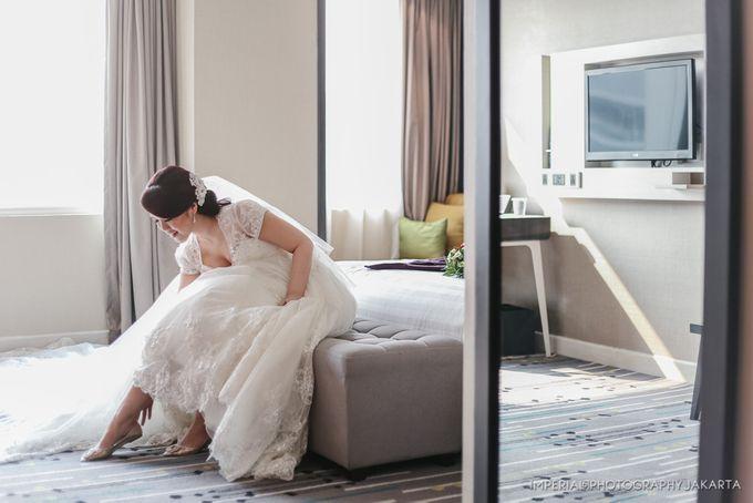 Yohanes & Vhina Wedding by Imperial Photography Jakarta - 007