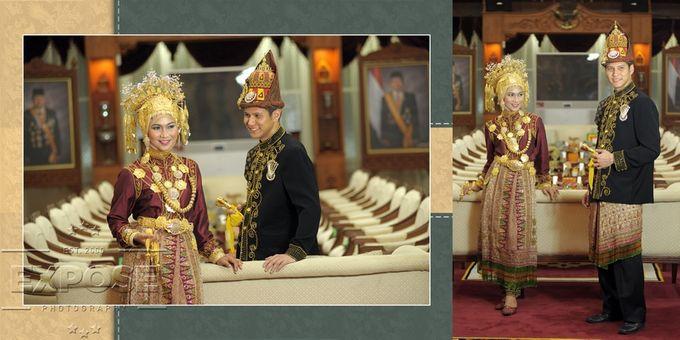 Rara & Fajri by Expose Wedding Photography - 024