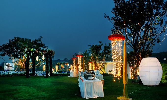 Wedding at On Green by Raffles Hills Cibubur - On Green Garden Venue - 018