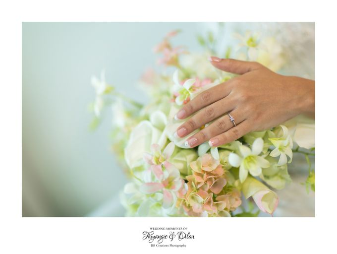 Wedding of Thiyangie & Dilan by DR Creations - 007