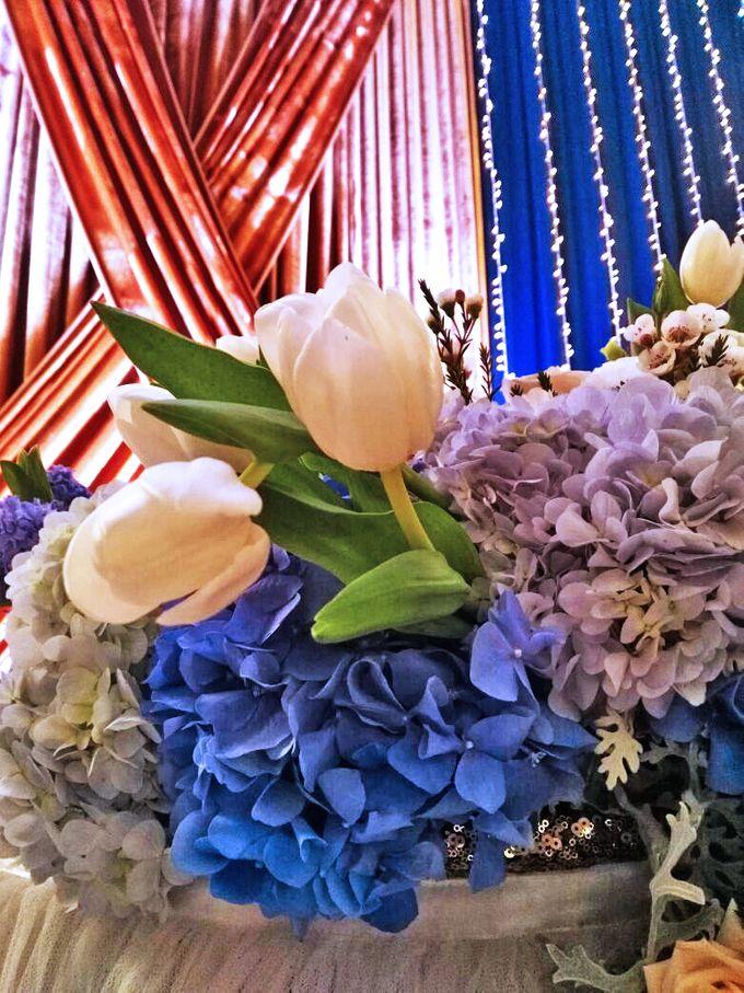 Midnight Blue theme Wedding by ZURIEE AHMAD CONCEPTS SDN BHD - 007