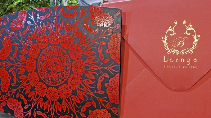 Boenga Chinese New Year Card by Kartoe - 002