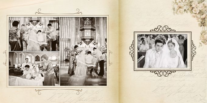 Wedding Album Lay-out by CJC PHOTOGRAPHY ASIA CORPORATION - 009