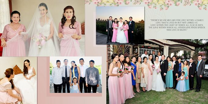 WEDDING PHOTO-VIDEO COVERAGE by CJC PHOTOGRAPHY ASIA CORPORATION - 005