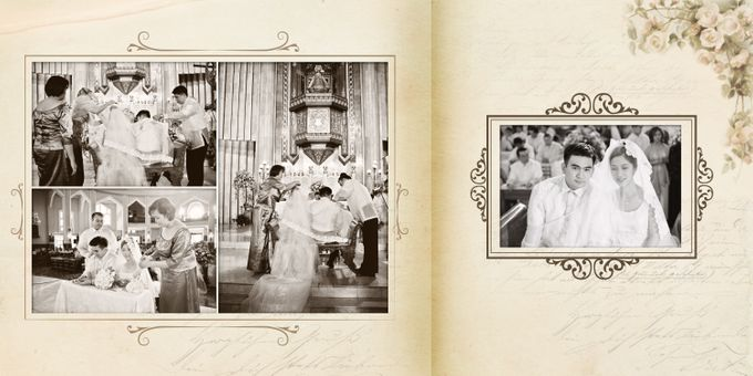 Wedding Album Lay-out by CJC PHOTOGRAPHY ASIA CORPORATION - 003