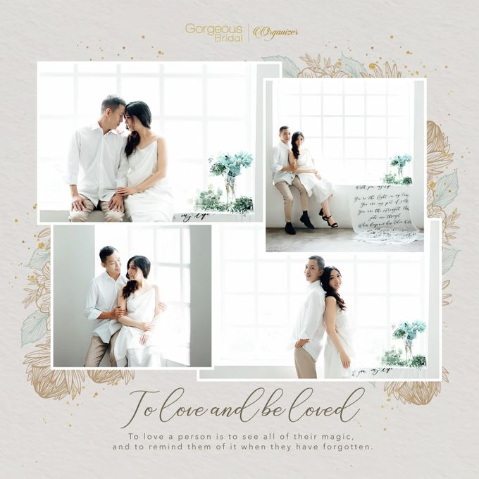 Our LOVE Story ... by Gorgeous Bridal Jakarta - 002