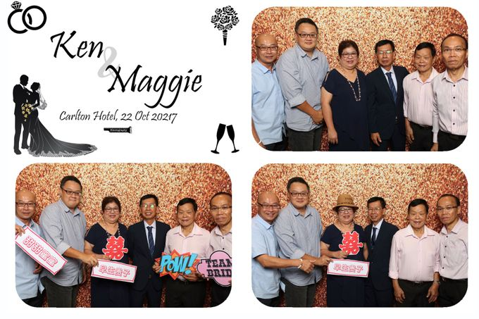 Ken and Maggie by Carlton Hotel Singapore - 008