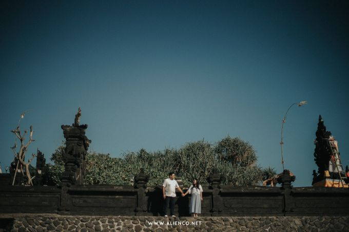 The Prewedding Of Andrew & Dinar by alienco photography - 008